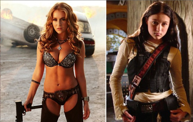 Spy Kids Actress Wants To Set A Good Example For Young Girls