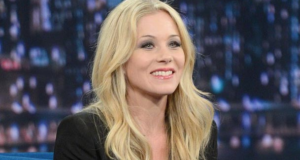 Christina Applegate Lends Her Voice To Aid Breast Cancer Survivors