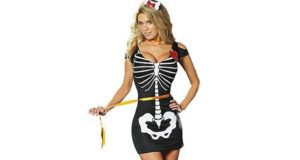 Halloween Costume Promoting Eating Disorders Needs To Be Banned!