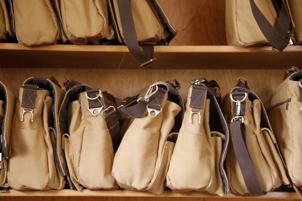 Mend bags