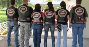 """""""Bikers Against Child Abuse"""" The BEST Thing You'll See Today"""