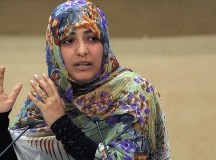 First Arab Woman To Win The Nobel Peace Prize Just Did WHAT?!?