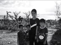 Female Activists Bringing Hope To Haiyan Typhoon Victims