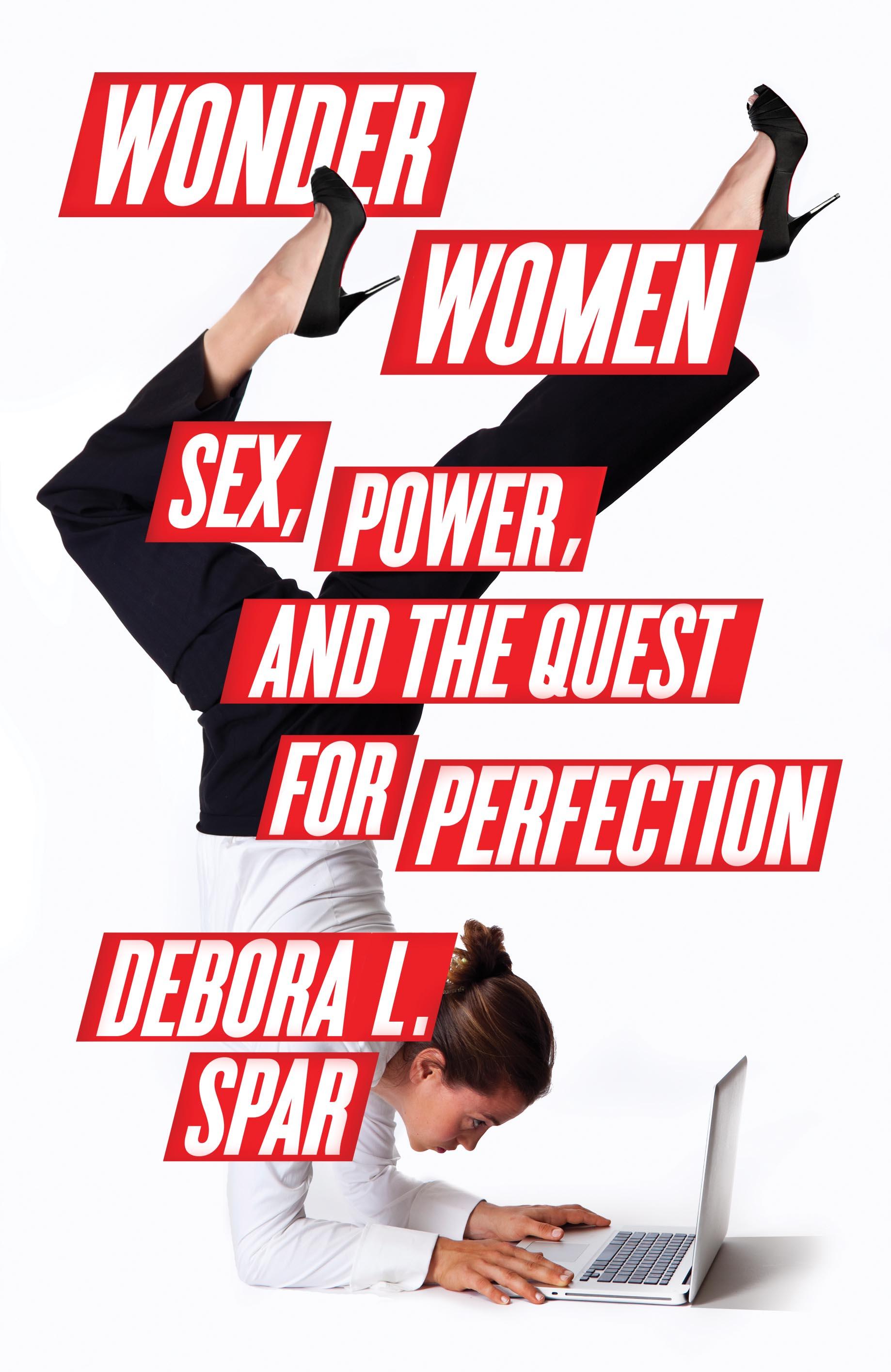Sex is power woman