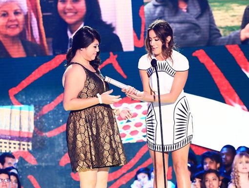 Rocio Ortega-HALO-Awards