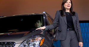 Meet The First Female CEO To Be Appointed In The Car Industry