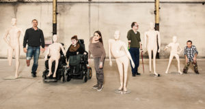 The Company Making Mannequins Molded On Disabled People