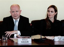 Angelina Jolie To Lead Summit To End The Cover-up Of Rape In Warzones
