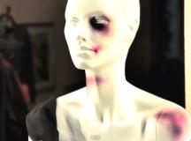 Vivienne Westwood Window Display Denounces Domestic Violence Toward Women