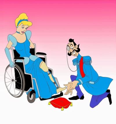 Disabled-Disney-Princess-Alexsandro-Palombo