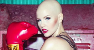 Plus Size Model Won't Allow Cancer Diagnosis To Diminish Her Beauty
