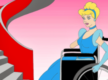 Disney Princesses As You've Never Seen Them Before: Disabled