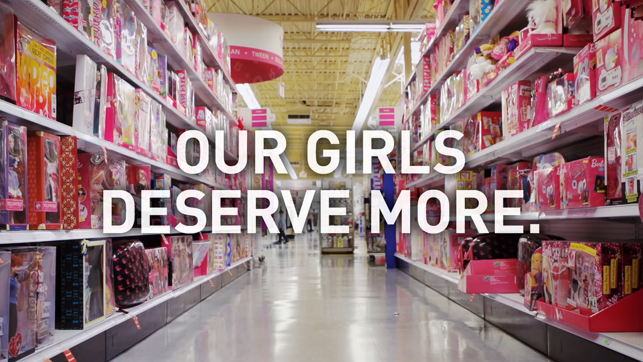 Goldieblox Makes History With This Commercial Proving Pink Princess