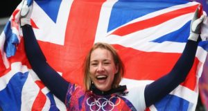 Olympic Gold Medalist Wants To Inspire Healthy Body Standards In Girls