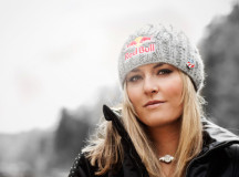 "Ski Champ Lindsey Vonn: ""What's The Point In Being Afraid?"""