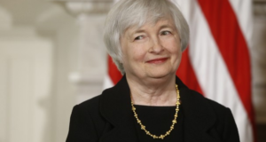 First Woman To Chair The Federal Reserve In Its 100 Year History: Janet Yellen