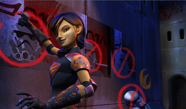 Sabine-star-wars-first-female-rebel-fighter
