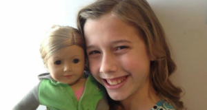 Young Girl Petitions For American Girl To Make A Diabetic Doll Just Like Her