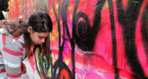 Female Graffiti Artists Spreading Revolutionary Messages Of Equality In Egypt