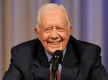 Fmr US President Jimmy Carter Speaks Out Against Abuse Of Women Worldwide