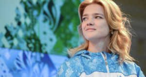 Supermodel Natalia Vodianova Campaigns To Change Attitudes Toward Disabled People