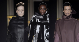 Designer Replaces Runway Models With Real Women At Paris Fashion Week