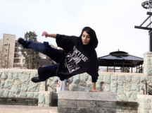 Women In Iran Using Parkour To Conquer Bullying & Oppression From Men