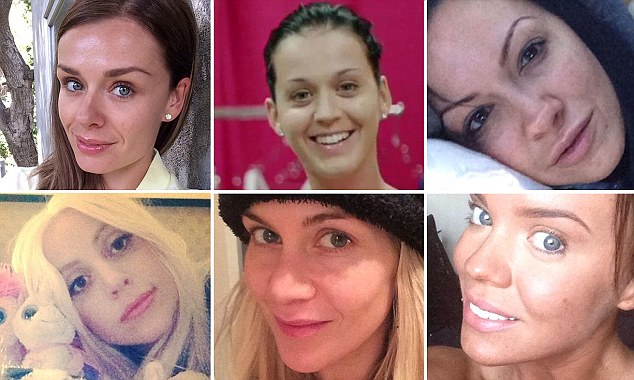 Meet The 18 Y O Female Student Behind The No Makeup Selfie Phenomenon