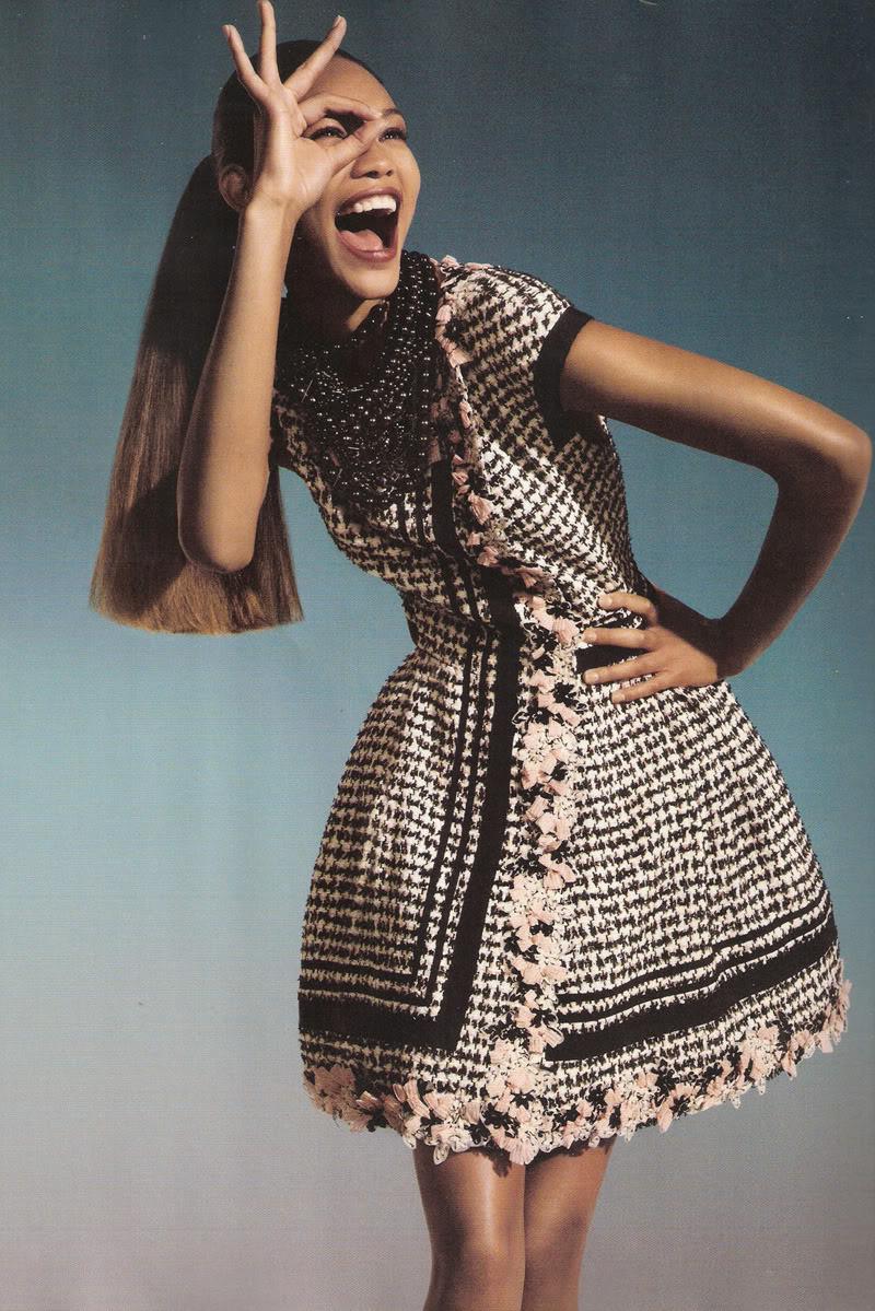 Model Chanel Iman On Diversity, Body Bullies And Black Women