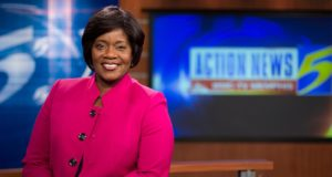 News Anchor & Cancer Survivor Dares To Bare Real Hair On Air