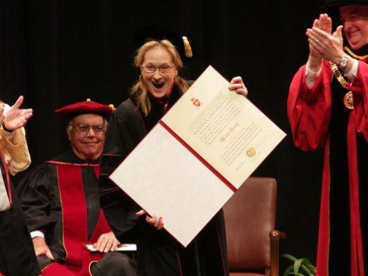 meryl-Streep-IU-doctorate