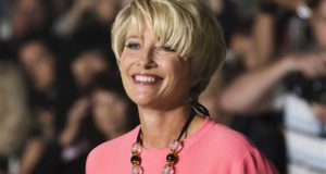 Emma Thompson Is Fighting For Better Female Roles & Rights