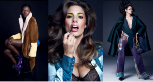 Harpers Bazaar Embraces Diversity With This Carine Roitfeld Shoot