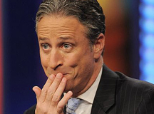 "Jon Stewart: ""In Politics It's Ok To Be A Pussy, As Long As You've Got A Dick"""