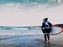 Paraplegic Woman Becomes A Surfer Thanks To An Unlikely Miracle