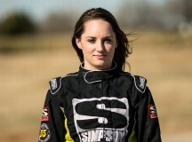 A Fiery Wreck & Brush With Death Won't Stop Harli White From Racing Cars