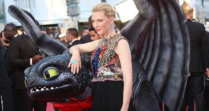 Cate Blanchett Blasts Hollywood's Stereotyped Mom Roles