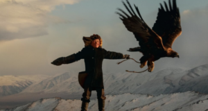 13 Year Old Eagle Huntress Defying Mongolian Patriarchy With Skill