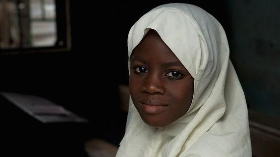 Nigerian-school-girl