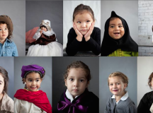 Feminist Photography Project Teaching Girls About Real Role Models