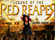 'The Legend Of The Red Reaper'; 1st Feminist Sci-Fi/Fantasy Film