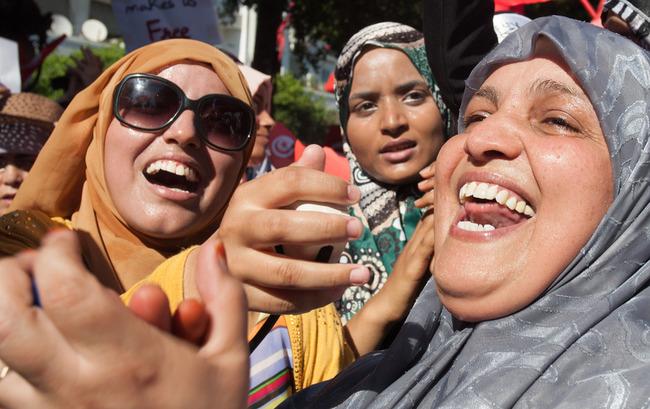 tunisian-women