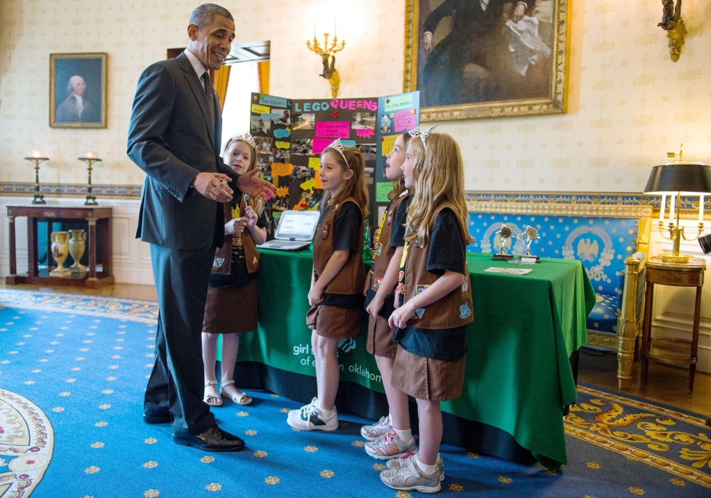 girl-scout-troop-white-house-science-fair