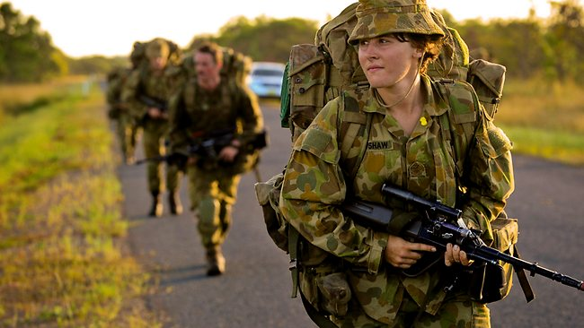 a discussion on the role of women in the military Role of women in the military and military espionage, both in us and other cultures, and cultural reactions to women in the military table of contents introduct.