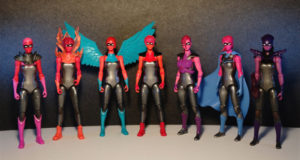 2 Moms Create Female Superhero Figurines Which Become Viral Sensations