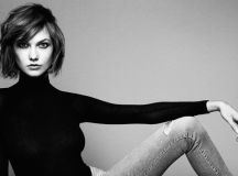 Why Karlie Kloss Takes Her Role Model Status Seriously
