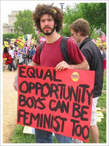 male-feminists