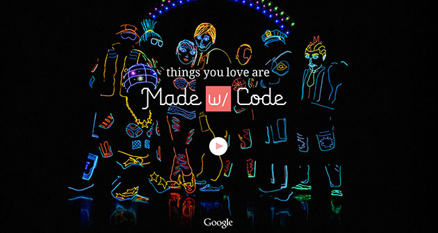 google-made-with-code
