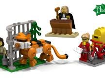 LEGO Releasing A Female STEM Figurine Line For Girls