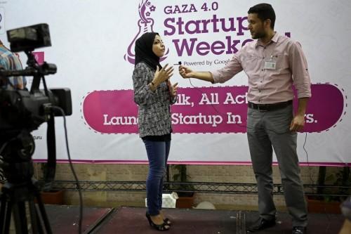 Gaza-startup-weekend